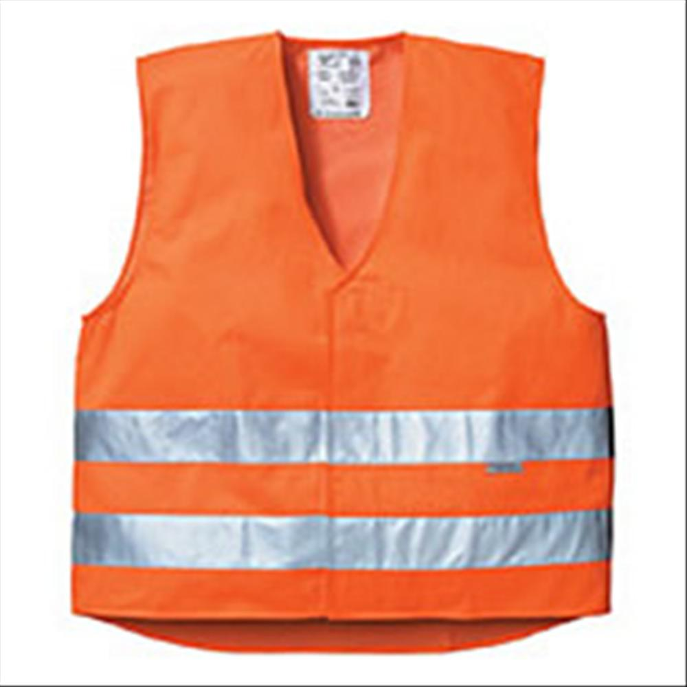 Gilet Pronto Intervento. colore Arancio
