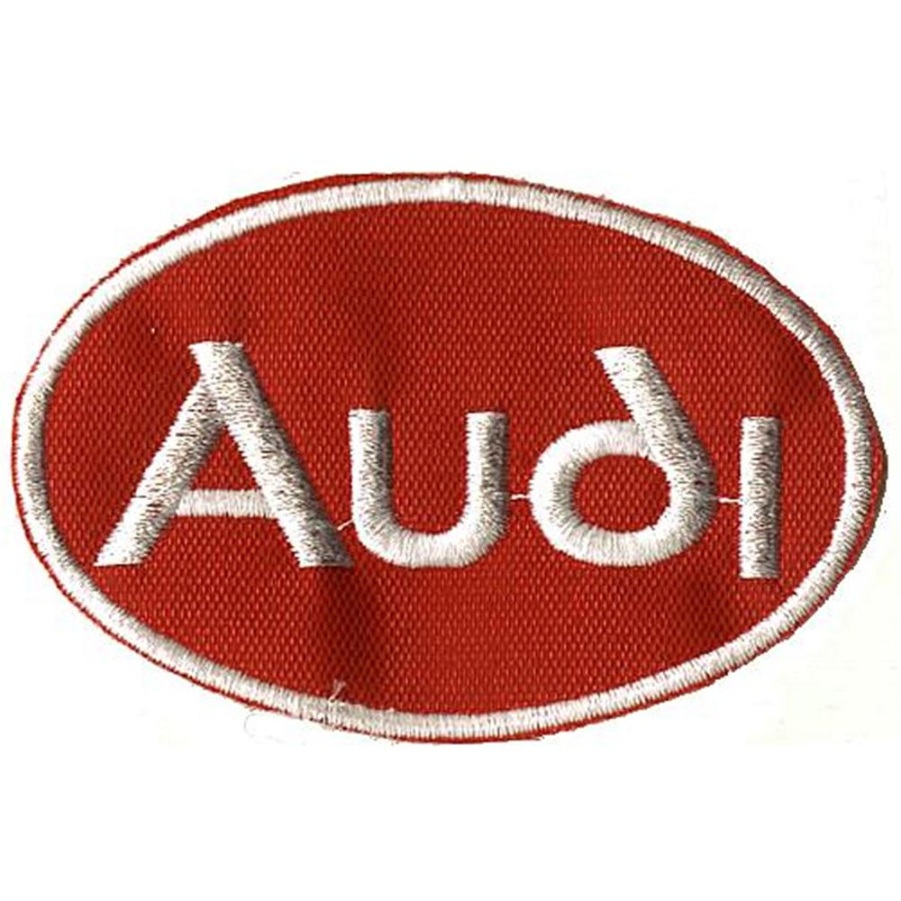 Cucisivo Audi 84x55mm