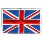 Cucisivo Bandiera Inglese 70x45mm