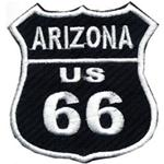 Cucisivo Arizona US66 71x68mm