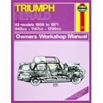 Manuale Auto, Triumph Herald (59-71) up to K