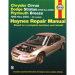 Manuale Auto, Chrysler/Dodge Stratus, Cirrus, Plymouth Breeze (95-00) (USA)