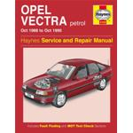 Manuale Auto, Opel Vectra Petrol (Oct88-Oct 95)