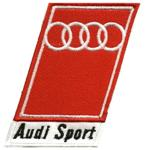 Cucisivo Audi Sport 52x84mm