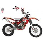 Kit Adesivi Honda Dream 3 Beta RR 4T (10-12)