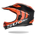 Casco Bici Suomy Jumper Carbon Orange Fluo (56/57)