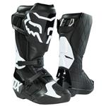 Fox Stivali Cross 180 Boot, Black/White