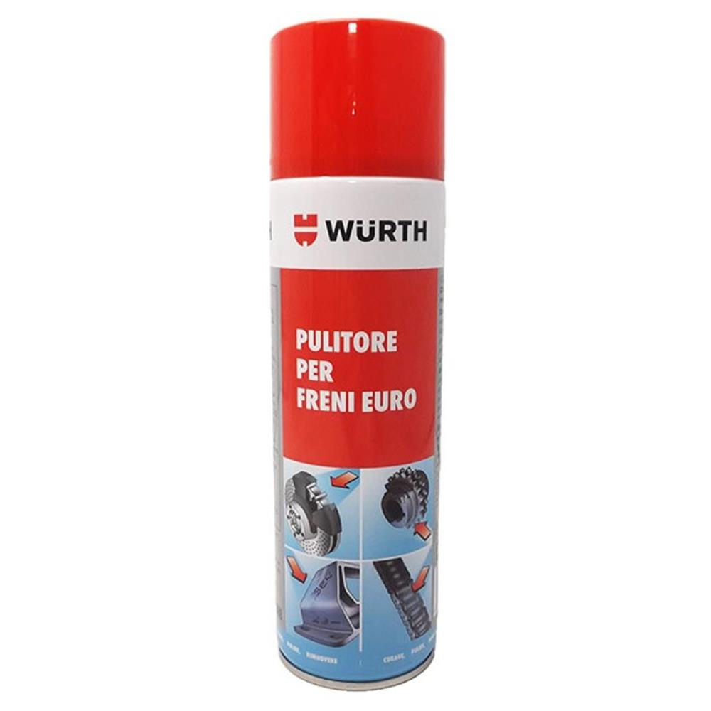 Detergente Pulitore Freni Spray 500ml