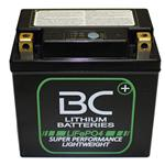 Batteria Ioni di Litio BCB9-FP 12V-3Ah 134x75x133mm