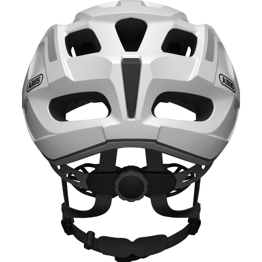 Casco Bici Abus MountK Snow White (53/58)