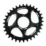Corona Snaggletooth Ovale 32 direct mount Cannondale, Nera