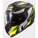 Casco LS2 FF327 Challenger HPFC GP Matt H-V Yellow