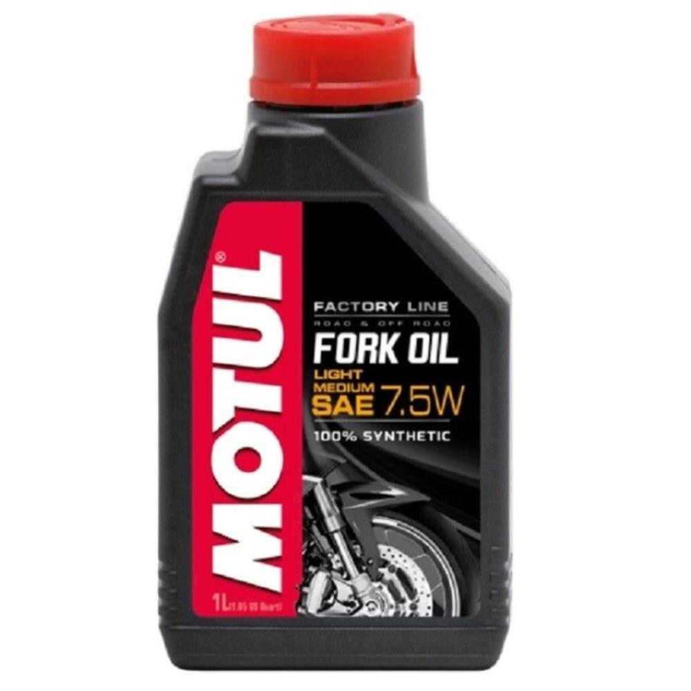 Olio forcelle Motul Fork oil Factory Line 7,5W Light/Medium, 1lt