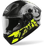 Casco Airoh Valor Akuna Yellow Gloss