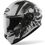 Casco Airoh Valor Akuna Grey Matt