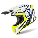 Casco Airoh Twist 2.0 Katana Blue Gloss