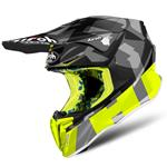 Casco Airoh Twist 2.0 Frame Anthracite Matt
