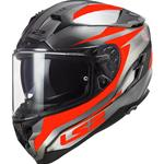 Casco LS2 FF327 Challenger HPFC Cannon Jeans Fluo Orange