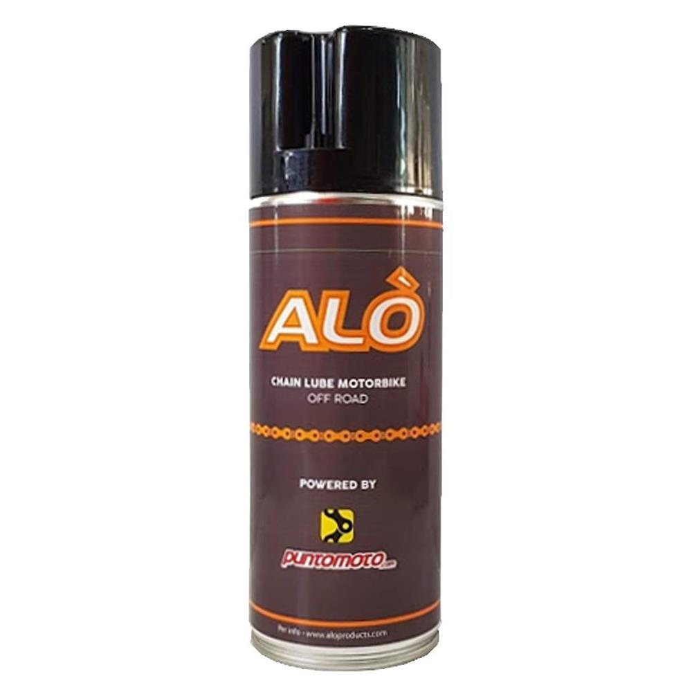 Olio Catena Alò Chain Lube Motorbike Off Road, 400ml