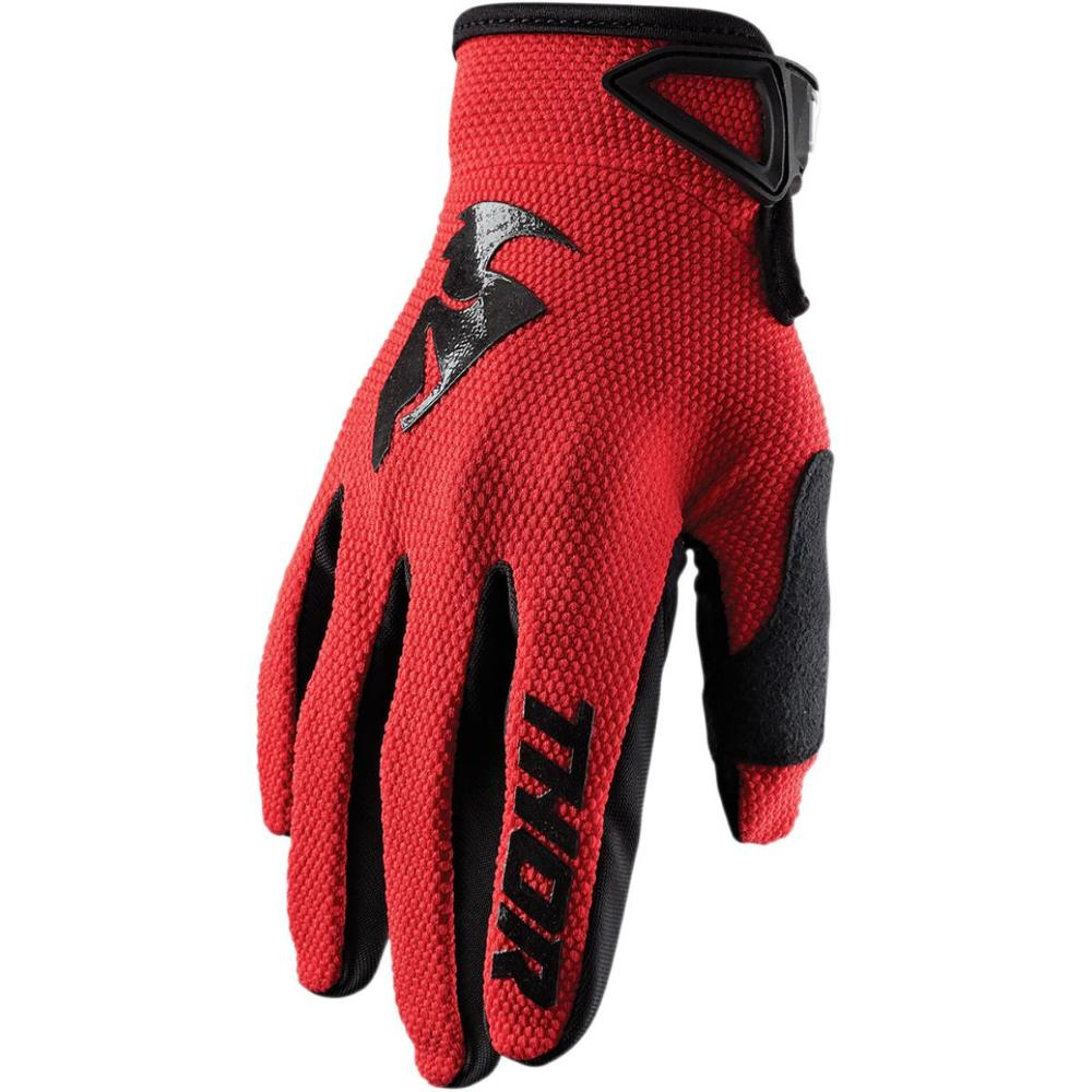 Guanti MX/MTB Thor Sector S20 Red Black