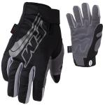 Guanti MX/MTB FM Racing Neoprene Black Grey