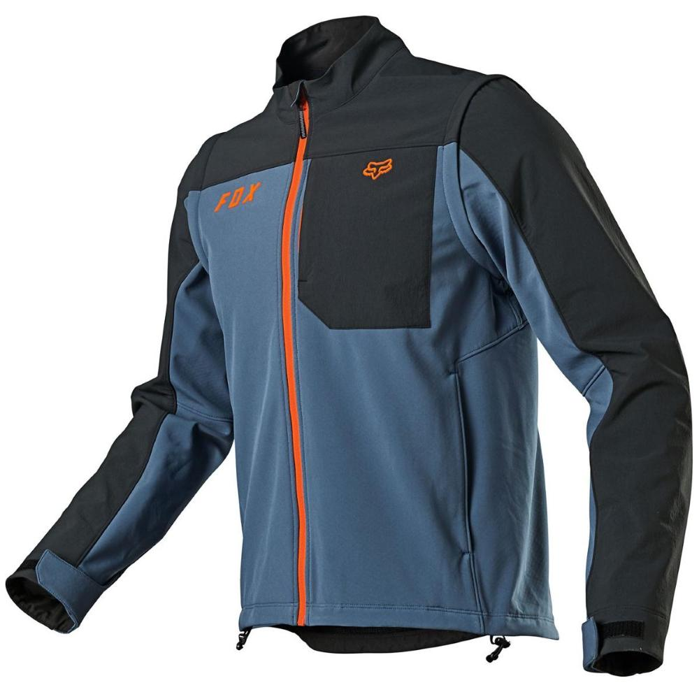 Fox Giacca Softshell Legion Blue Steel